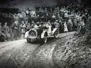 Aston Martin Aston Hill Rennen