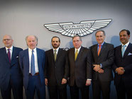 Aston Martin, Investment Dar, Adeem Investment, Kuwait, Ulrich Bez, Ford motor Company