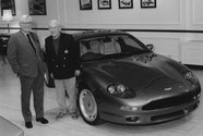 Aston Martin, DB7, Walter Hayes , Sir David Brown