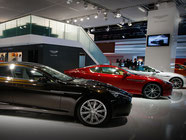 Aston Martin Frankfurt  IAA 2011