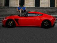Aston Martin V12 Zagato, Ulrich Bez, Andrea Zagato