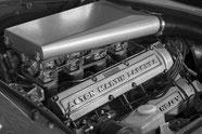 Aston Martin V8 Motor Tadek Marek