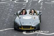 Aston Martin Ulrich Bez Centennial CC100 Nuerburgring