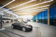 Aston Martin, Designstudio, Gaydon