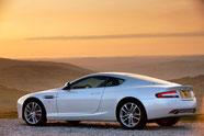 Aston Martin DB9 Henrik Fisker