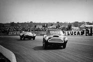 Aston Martin DB4 GT Rennen