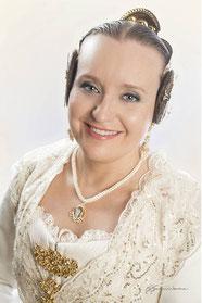FALLERA MAYOR -Maika Pereira Lillo-