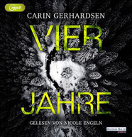 """CD Cover Hörbuch """"4 Jahre"""""""