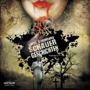 CD Cover Linda Budingers Schauergeschichten