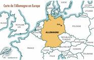 L'Allemagne en Europe/ Source: Google Image