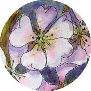 Art Journal - Mein Gartenjahr - April - DIY