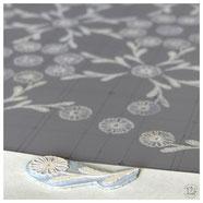 kitsc-paradise kp exposition encre de chine gravure petite marguerite tapisserie linogravure