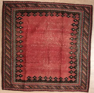 Sofreh afchar (Iran) laine