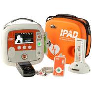 iPAD CU-SP2 mit Bluetooth EKG-Modul EM1