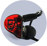 in ear monitors Erdre Audio EA H202 RN
