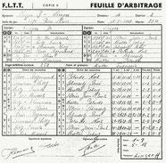 Spielbogen Lenger 2 - Linger 1 von 1962
