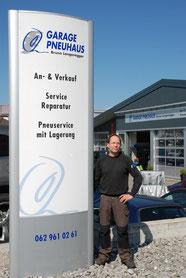Bruno Langenegger - Garage Pneuhaus Bruno Langenegger Herzogenbuchsee