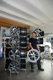 Christian Zgraggen - Garage Pneuhaus Bruno Langenegger Herzogenbuchsee
