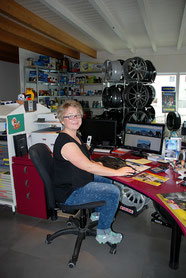 Sandra Hodel - Garage Pneuhaus Bruno Langenegger Herzogenbuchsee
