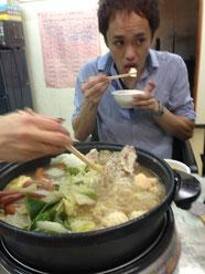 経理も鍋も管理が得意な柴田氏。