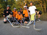 Skate Hockey in Holland