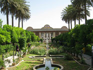 Naranjestan Garten in Shiraz