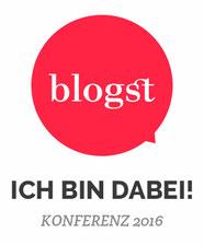 Blogst; Blogst Konferenz 2016