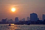 Flusskreuzfahrten auf dem Chao Phraya