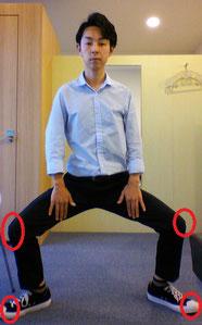 座ろうとする時の腰痛を治す方法