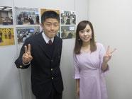 富山キャンパスの生徒も特別授業に参加。