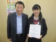 寺脇研さんと2ショットの写真。