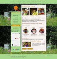 Artelec-roy.fr site réalisé avec e-cime.fr