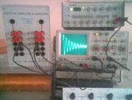 RLCالتذبذبات الكهربائية في دارة