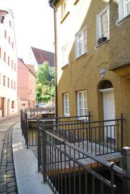 Häusergeschichte(n) Augsburg erarbeitet die Architektur und das Alltagsleben Augsburger Wohnhäuser