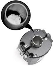 Neuartiger, innovativer Magnetabscheiderfür Sauglanzen und Rohrleitungen
