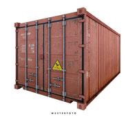 Container Stellplätze