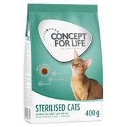 pienso premium para gatos concept for life sterilized cats de zooplus