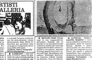 """La Tribuna alla Galleria """"La Cave"""" Treviso"""