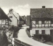 Bild: Teichler Frisör Dorfstraße Wünschendorf Erzgebirge