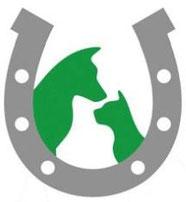 Logo - Hufeisen Pferd und Katze -  Mobile Tierheilpraxis Alexandra LinkSchleswig-Holstein