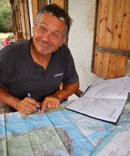 pagaies vagabondes kayak de mer Frédéric GILBERT