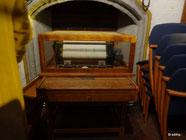 Steuerung für das Glockenspiel