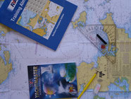 White Wake Sailing - RYA Yactmaster Offshore theory course