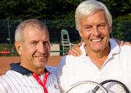2. Sieger  Reinhard Kutscher & Gerardo Baumbach
