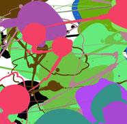 J.Pollock : muissleep + klik
