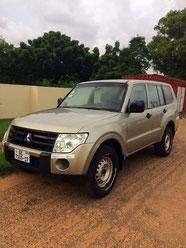 Car Hire Ghana