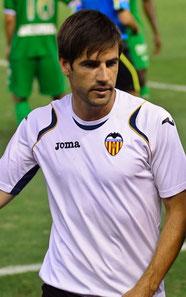 David Albelda Aliques nació el 1 de setiembre de 1977 en la Pobla LLarga, un municipio de la Comunidad Valenciana.