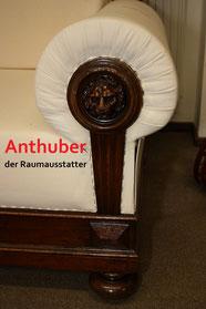 Bild: Alte Couch um 1900 Bild 3