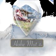 Hohe Mut Alm, Obergurgl, heiraten in den Bergen