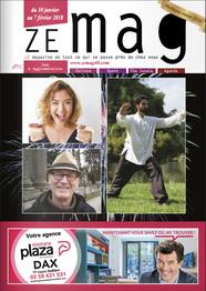ZE mag DAX n°71 janvier 2018